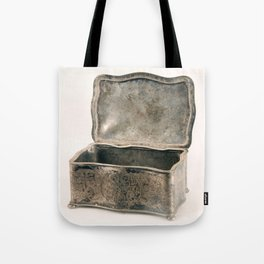 Vintage Jewellery Box  Tote Bag