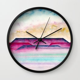 A 0 34 Wall Clock