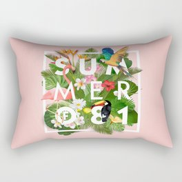 SUMMER of 81 Rectangular Pillow