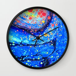 Bang Pop 118 Wall Clock