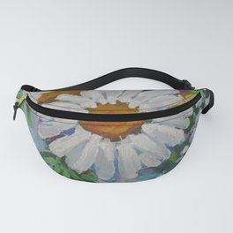 I love to paint popular Wildflowers Fanny Pack