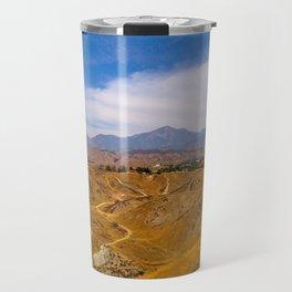 Desert Hot Travel Mug