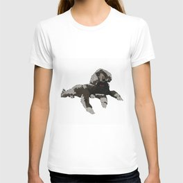 Too Cool Poodle T-shirt