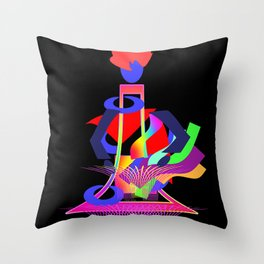 A MASTER CRAFTS PERSON Throw Pillow