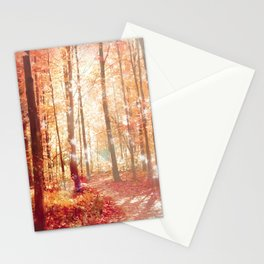 A Soul On Fire Stationery Cards