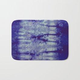 Tie Dye- Blue Bath Mat