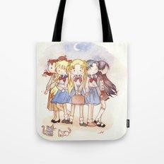 School Sailors Tote Bag