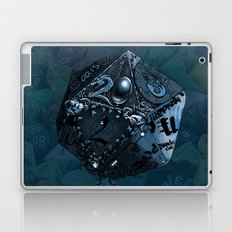 The Polyhedral of many universes  Laptop & iPad Skin