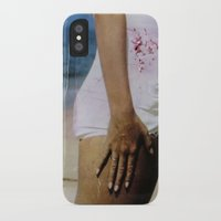 marylin monroe iPhone & iPod Cases featuring Marylin 2 by j.levent