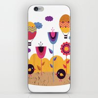 spring iPhone & iPod Skins featuring Spring by Kakel