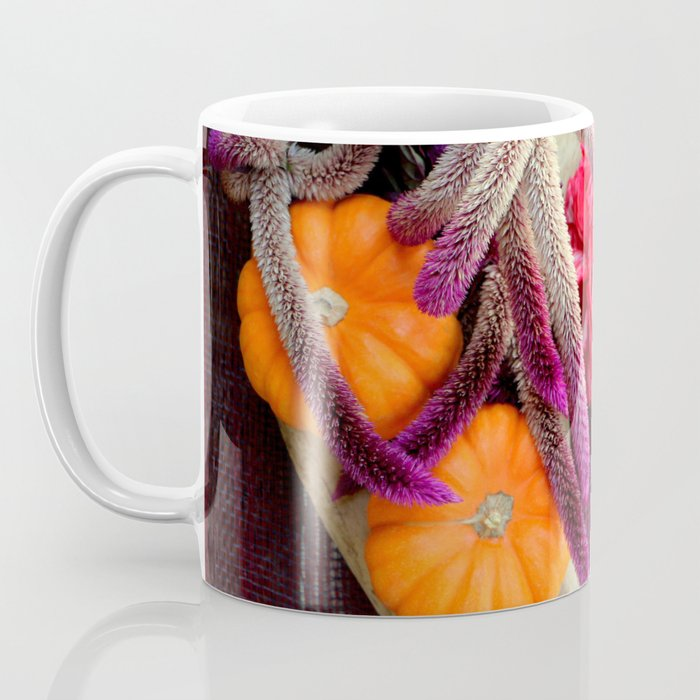 Bloody, Creepy, October-feast For The Eyes Coffee Mug