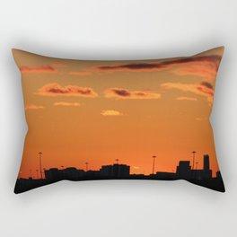 Sunset March 2018 Rectangular Pillow