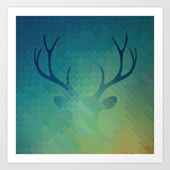 DH1 Art Print