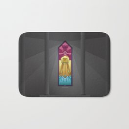 Temple of Video Bath Mat