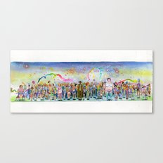 Slut Parade  Canvas Print