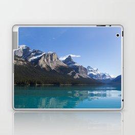 Mountains of Maligne Lake 7 Laptop & iPad Skin