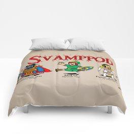 SvampPod TriForce Comforters