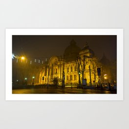 CEC Palace Art Print