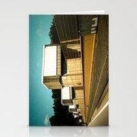 portugal Stationery Cards featuring Portugal Bridge by Mauricio Santana
