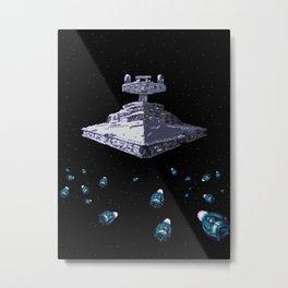 I-class Star Destroyer Metal Print