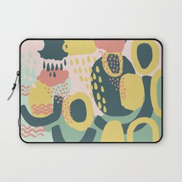 Hide and seek #vectorart #graphic #pattern #joy Laptop Sleeve