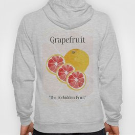 The Glorious Greatness of Grapefruit Hoody
