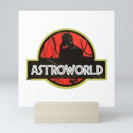 astroworld Mini Art Print