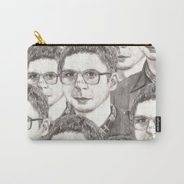michael cera Carry-All Pouch