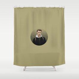 SWEET CREATURE Shower Curtain