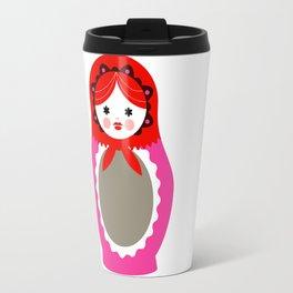 Matrioska-006 Travel Mug