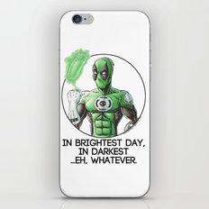 Greenpool iPhone & iPod Skin