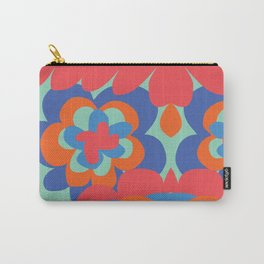 Paradise Flower Carry-All Pouch