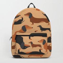Dachshund Backpack