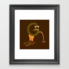 G Whiz Framed Art Print