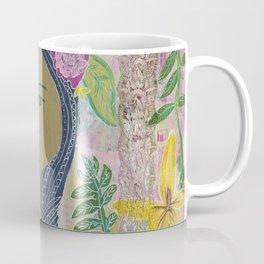 Warrior Spirit Zendaya Rose Coffee Mug