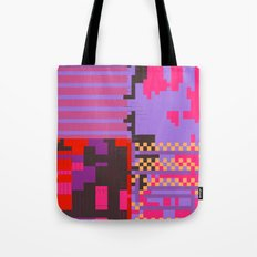 taintedcanvas54 Tote Bag