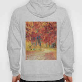 A Walk in the Fall Hoody