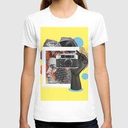 Insta Collage T-shirt