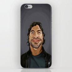 Celebrity Sunday ~ Javier Bardem iPhone & iPod Skin