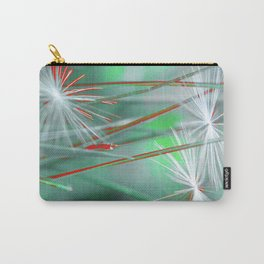 Dandelion weightlessness Carry-All Pouch