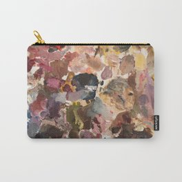 Paint Pallet Carry-All Pouch