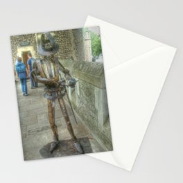 The Tin Man Stationery Cards
