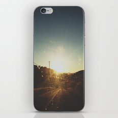 Backroads  iPhone & iPod Skin