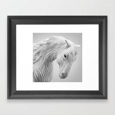 Horse #2 Framed Art Print