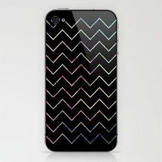 Chevron Night iPhone & iPod Skin