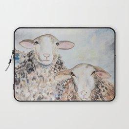 Couple of Sheep Laptop Sleeve