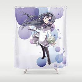 Homura Akemi Shower Curtain