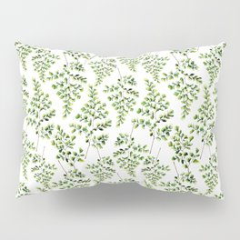 Maidenhair fern Pillow Sham