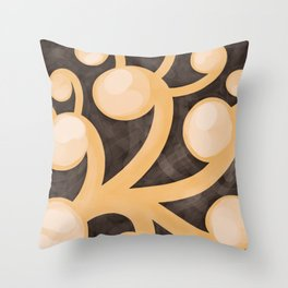 Your creature ... Throw Pillow