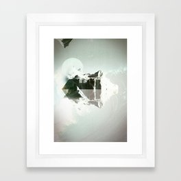 Polar Framed Art Print